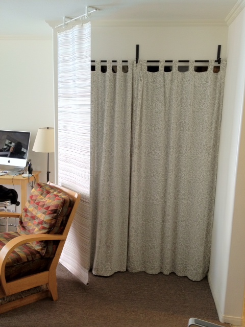 Pinch pleat curtain hardware ceiling mounted curtain track ikea