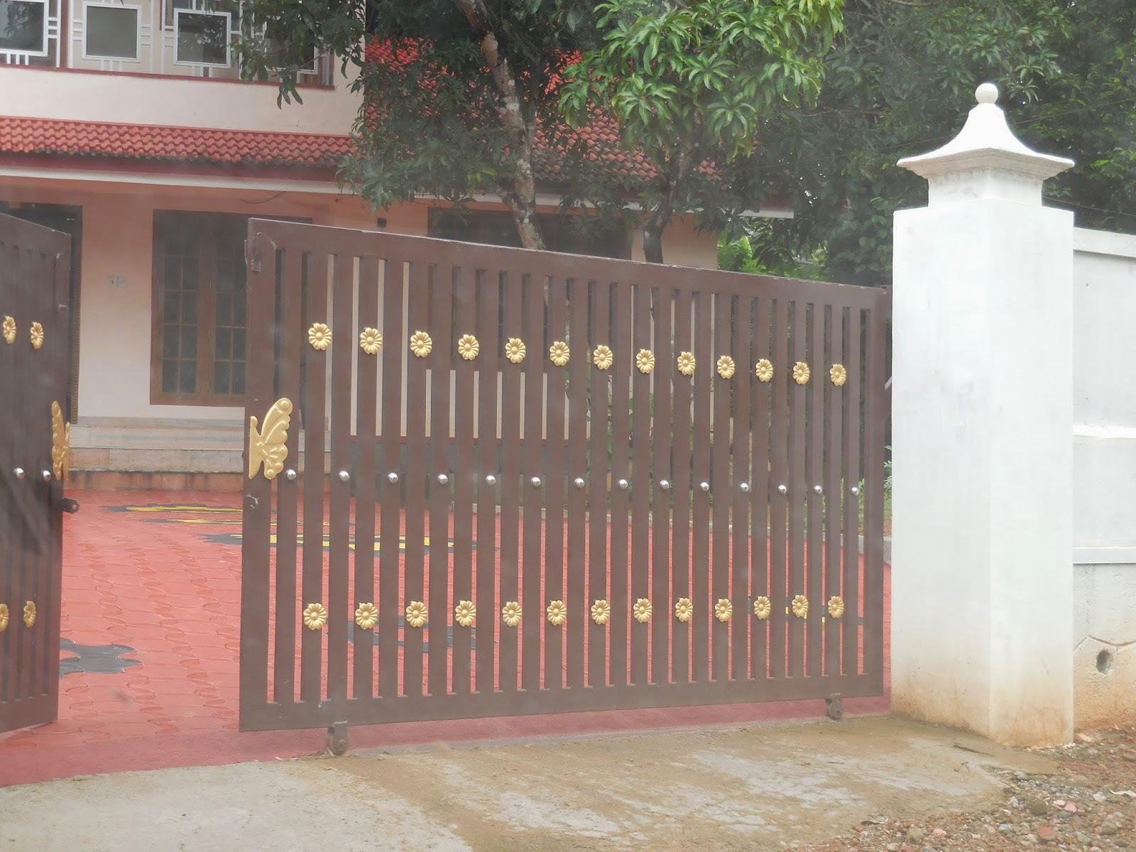 Kerala Gate Designs Gates Of Kerala Houses