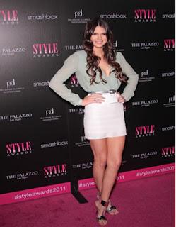 Kendall Jenner en 2011 Hollywood Style Awards