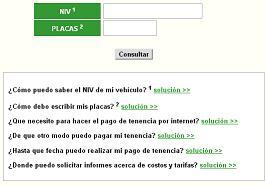 tlaxcala repuve y tenencia 2013 en linea gratis y pagar