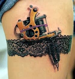 Fotos de tatuagens femininas delicadas