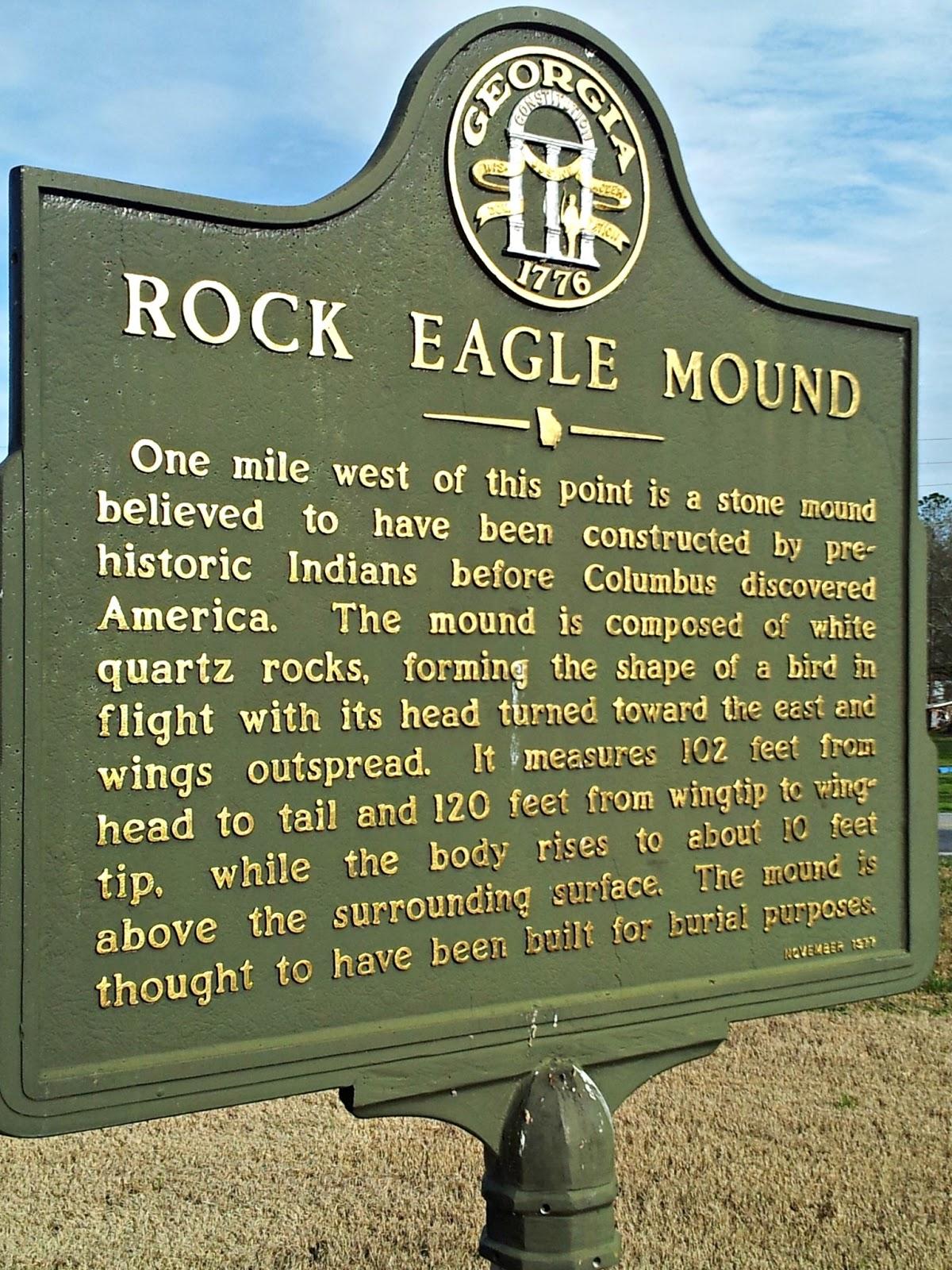 Rock+eagle+georgia