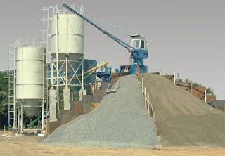 Ready Mix Concrete ( R.M.C.) Plant