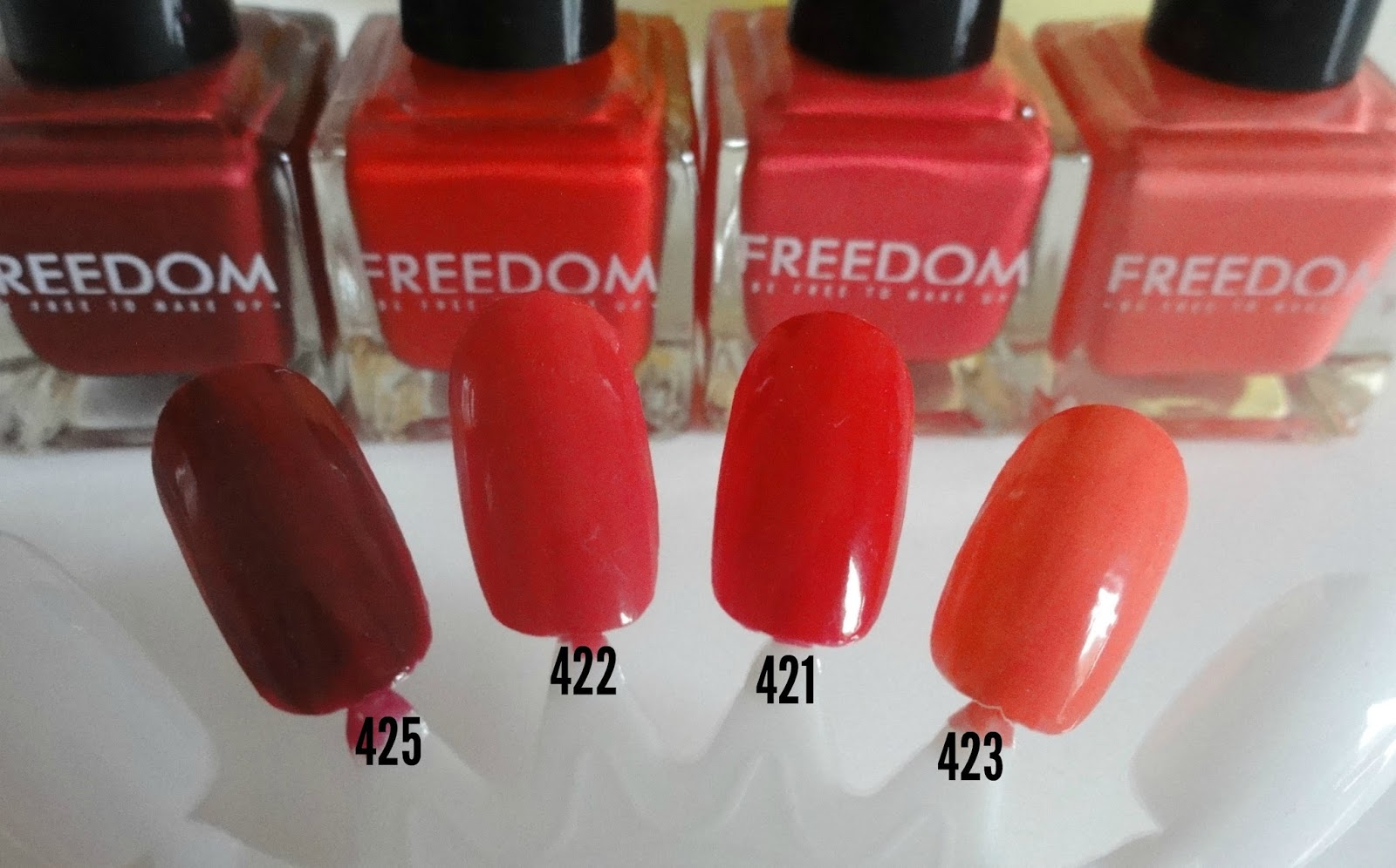 ♥ A British Sparkle ♥: Pro Impact Nails by Freedom Beauty