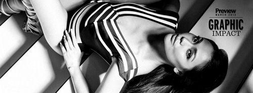 Jodi Sta Maria on Preview - sexy, classy and alluring