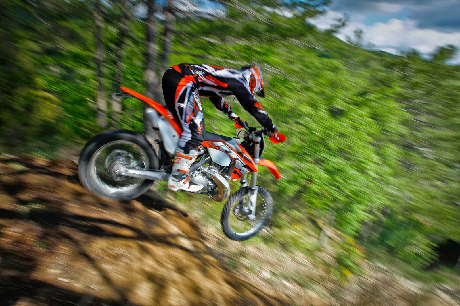 KTM 200 EXC new Bikes HD Images