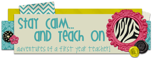Stay Calm and Teach On