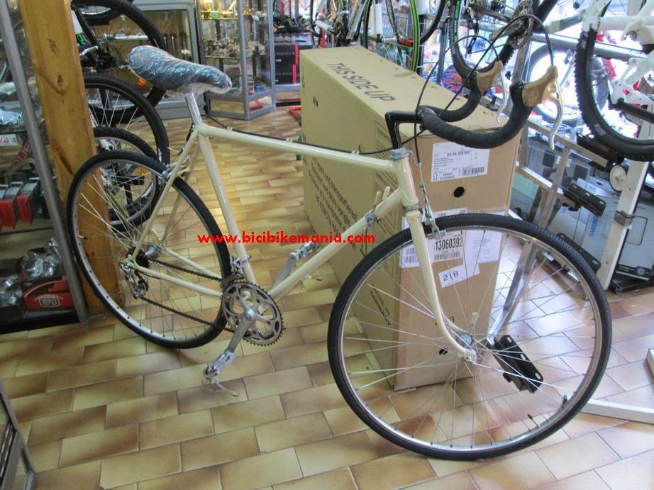 Blog bicicletas Bikemania: Actualizando bicicleta clasica ...