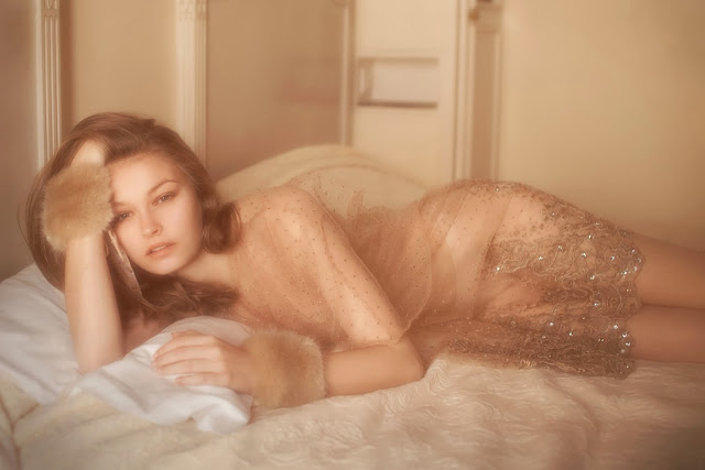 photographie vivienne mok felice art couture lingerie femme