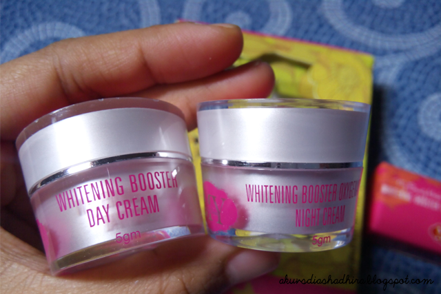 MBH Whitening Booster Cream