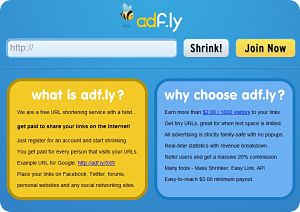 How To Make Money Online #5: Make Money With Adf.ly