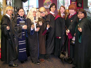 Fãs de Harry Potter