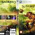 Capa Sacred 3 Xbox 360