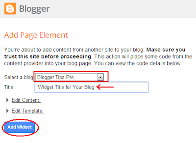Adding the LinkWithin widget to Blogger