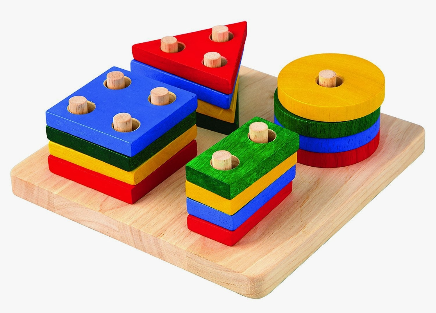 Educational Toys For Toddlers 2 4 : Merci qui montessori quels puzzles pour les