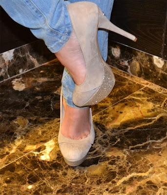 Paula Echevarría zapatos