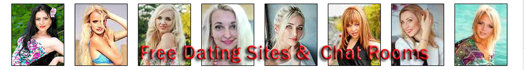 Free Dating Websites Online And Online Chat Rooms