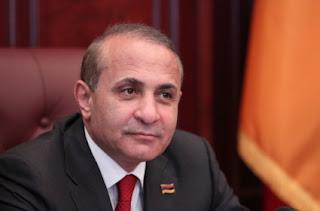 hovik abrahamyan baku armenia azerbaijan
