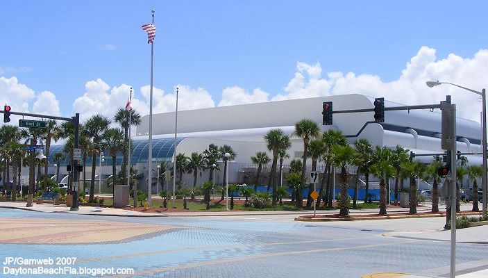 Ocean Convention Center Daytona Beach Fl