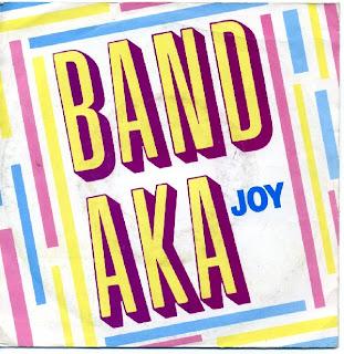 Band AKA - Joy  12 Inch