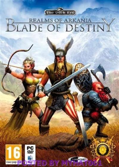Blade of Destiny