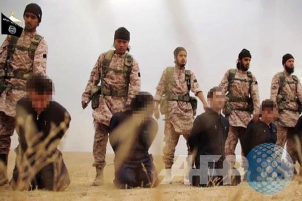 Mesir bombardir IS pasca pemenggalan 21 umat Kristen Koptik