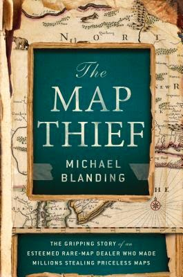 The Map Thief, Michael Blanding