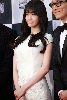 Yoona KBS Gayo 2014