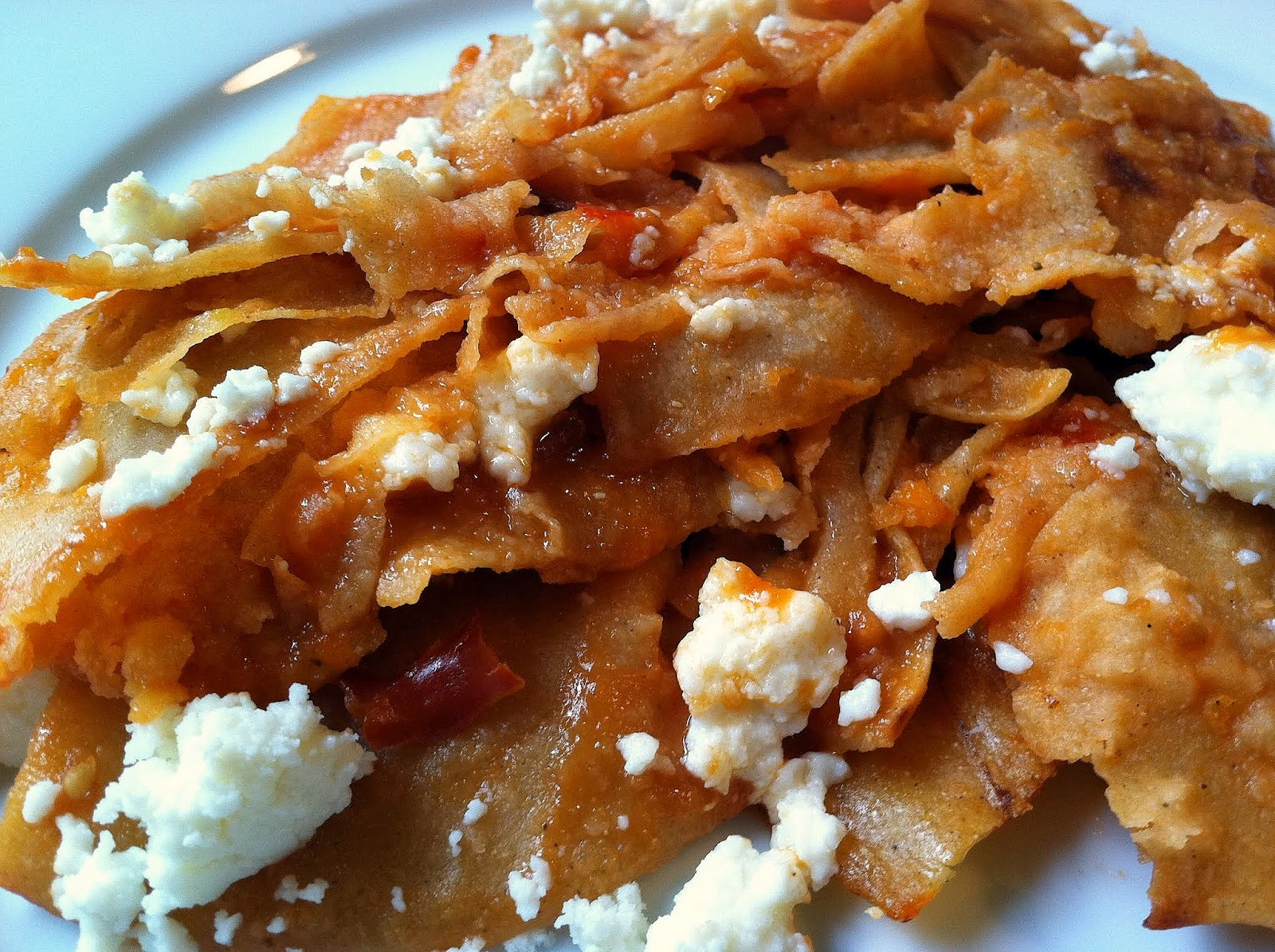 CatSoup: Chilaquiles