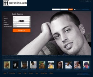 Gayonline.com is the portal online dating for Single Gay Men