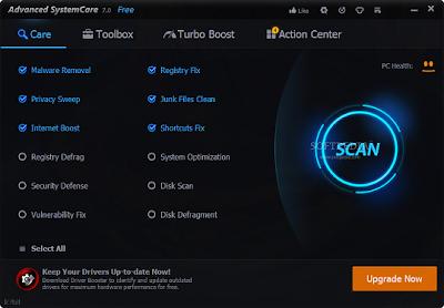 تحميل برنامج Advanced SystemCare 7