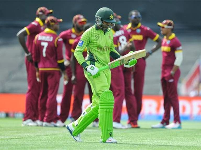 World cup 2015 - pakistan defeats sue