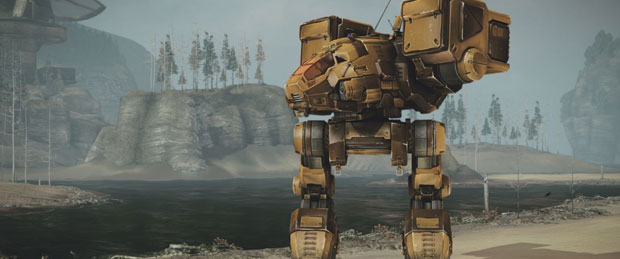 MechWarrior Online Alphine Map Tips
