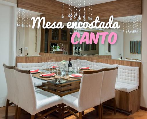 Construindo minha casa clean: salas de jantar pequenas   mesa ...