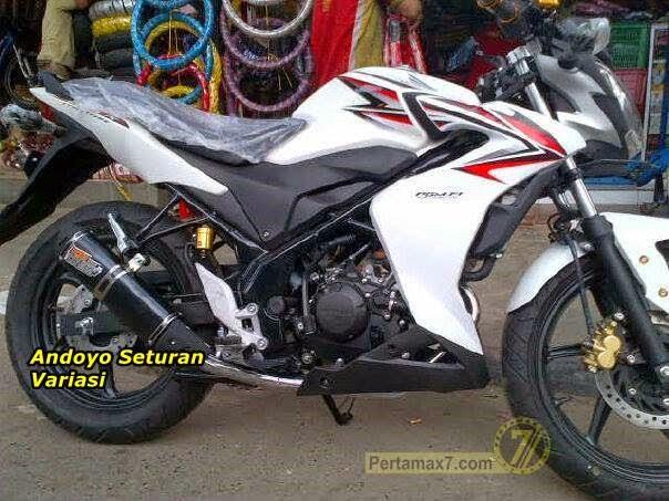 Koleksi Terbaru Modifikasi Motor CB150R Dengan Fairing dan Full ...