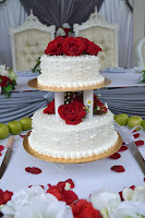 2 TIERS BUTTERCREAM CAKE