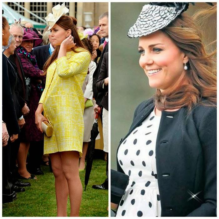 Look Premamá: Embarazo con sombrero