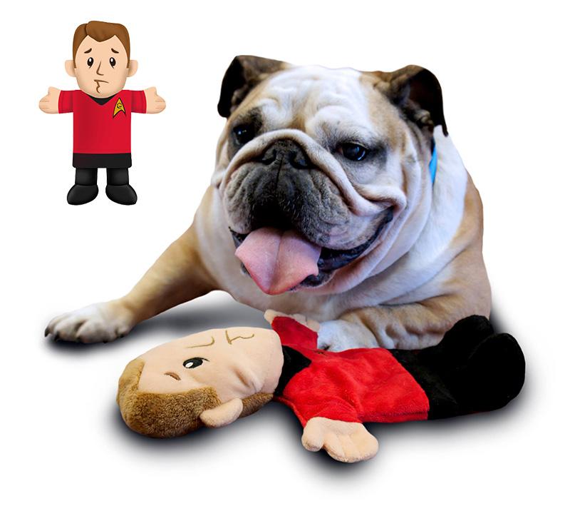 Dog Chew Toy Flea