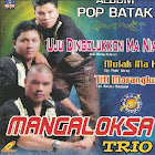 CD Musik Album Pop Batak (Trio Mangaloksa)