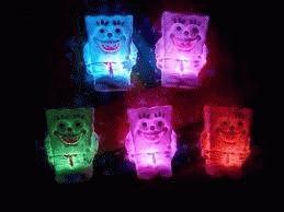Lampu Unik spongebob Murah Harga Grosir