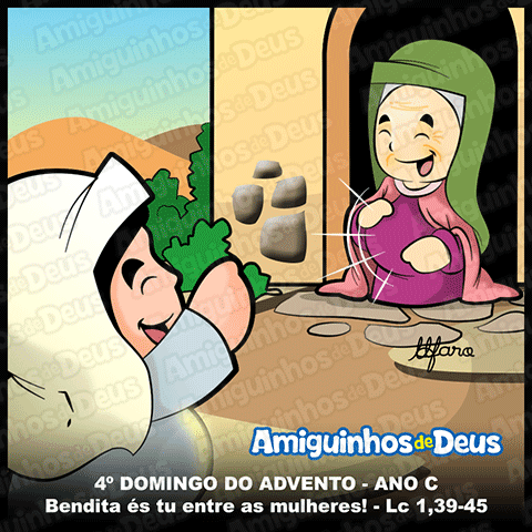 quarto domingo do advento ano c