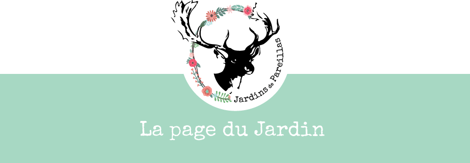 la page du jardin