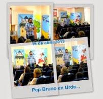 PEP BRUNO EN URDA, 16/04/2013