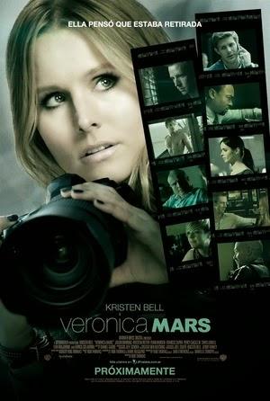 Poster Veronica Mars 2014