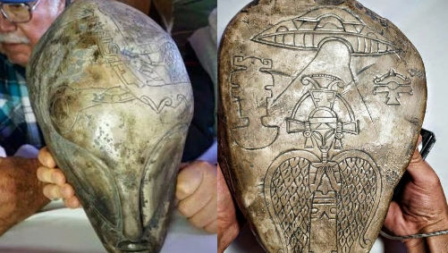 Ces objets anciens aztèques sont la preuve d'une vie extraterrestre ?