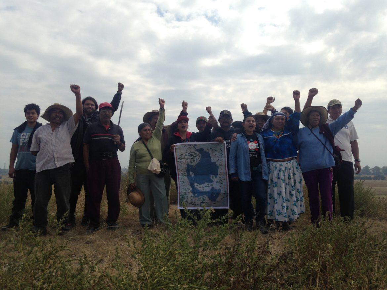 Cantos y memoria en tierras rebeldes: Atenco se encuentra con la Caravana de las resistencias
