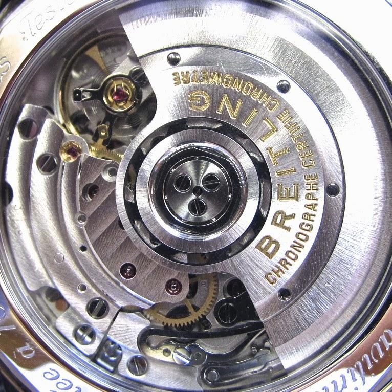 Breitling B01 Manufakturkaliber