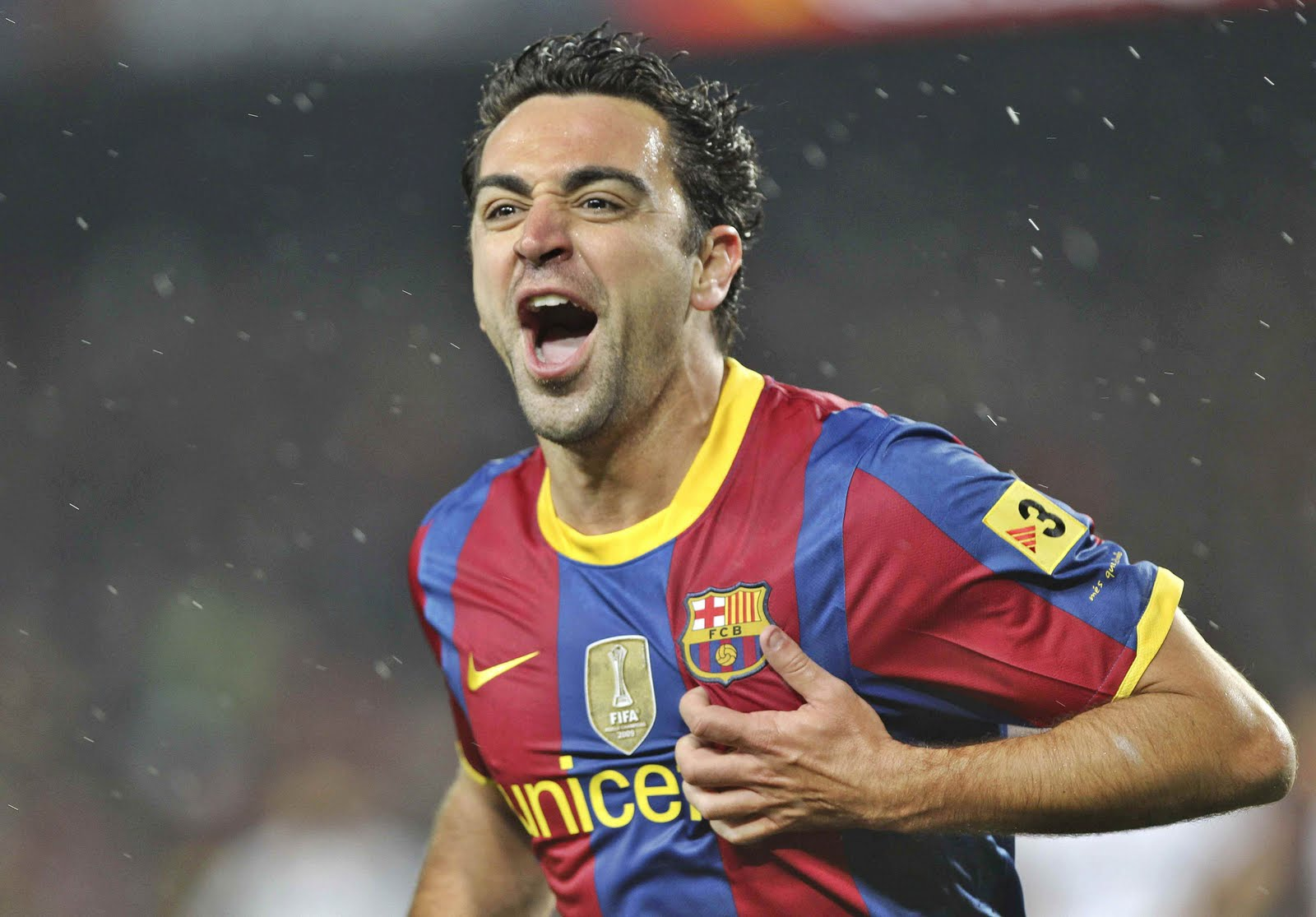 Top 50 Players in the World 2011: #3 Xavi