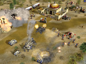 crack command and conquer general