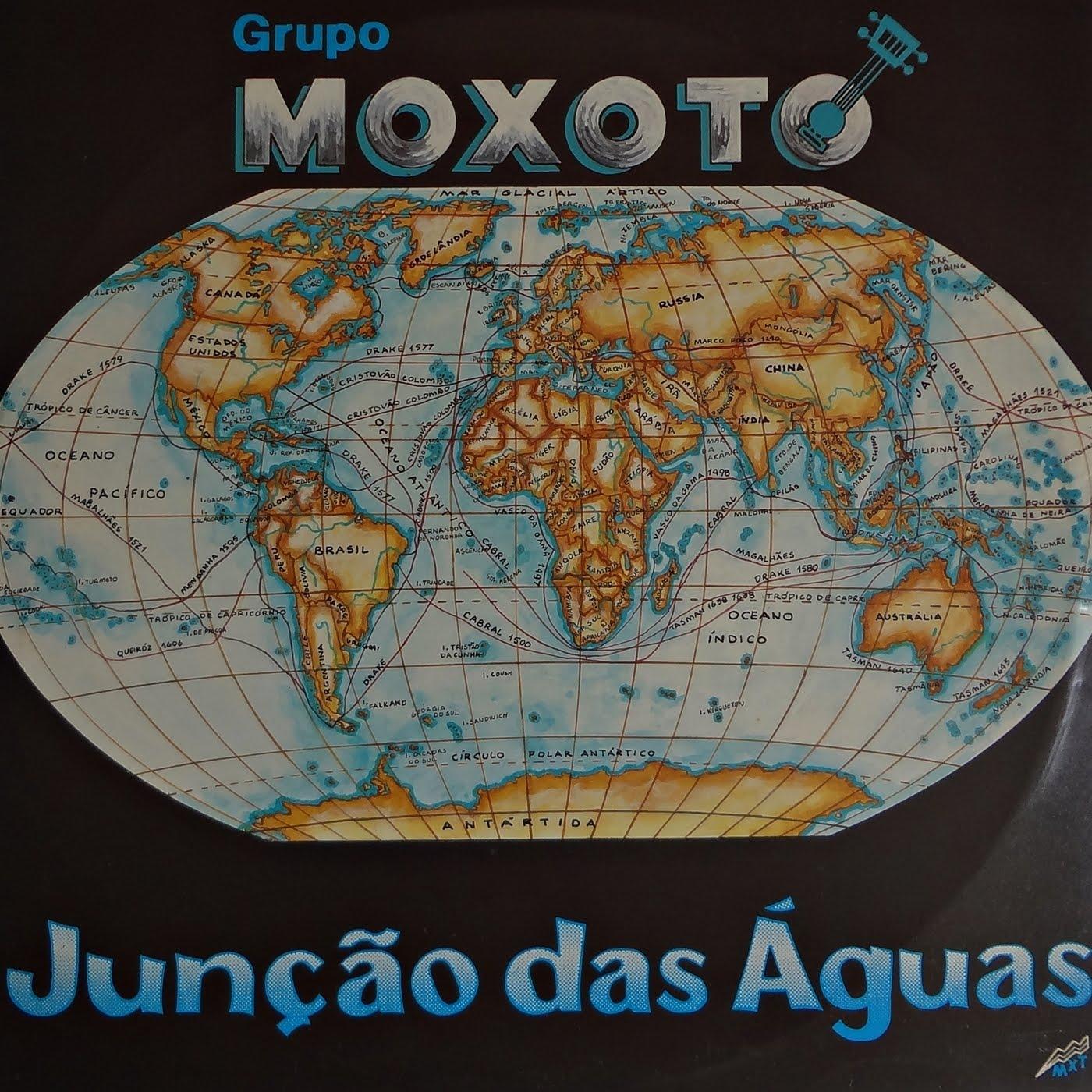 GRUPO MOXOTÓ - LP 1